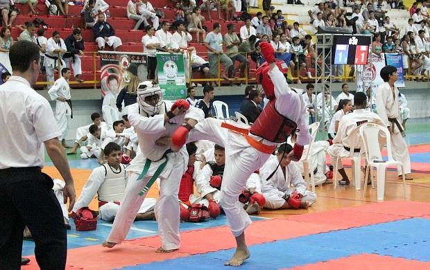 Caratê_Manaus (Foto: Frank Cunha/Globoesporte.com)