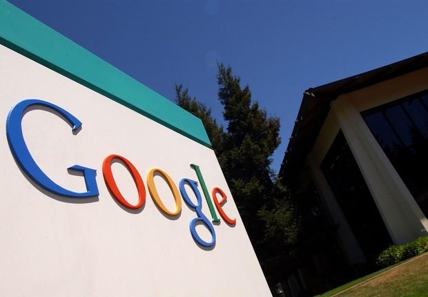 Google (Foto: David Paul Morris/Getty Images)