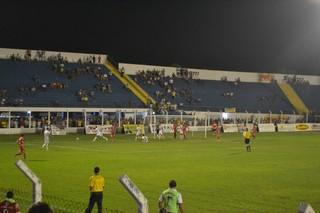 Fernandópolis x Noroeste, Campeonato Paulista Segunda Divisão (Foto: Franclin Duarte / Divulgação)