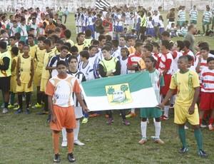 Copa Nossa Cidade Futebol Sub-15 - Natal (Foto: Marcelo Barroso/Divulgação)