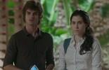 Débora diz a Lili que trabalha com Fabinho na Bastille