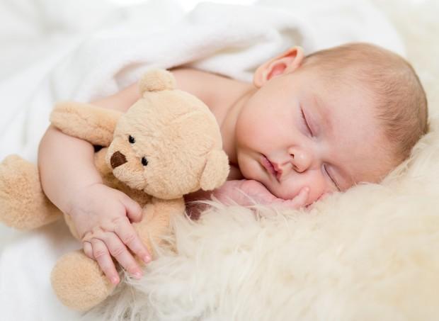 Bebê calmo é reflexo de uma boa rotina  (Foto: Thinkstock)