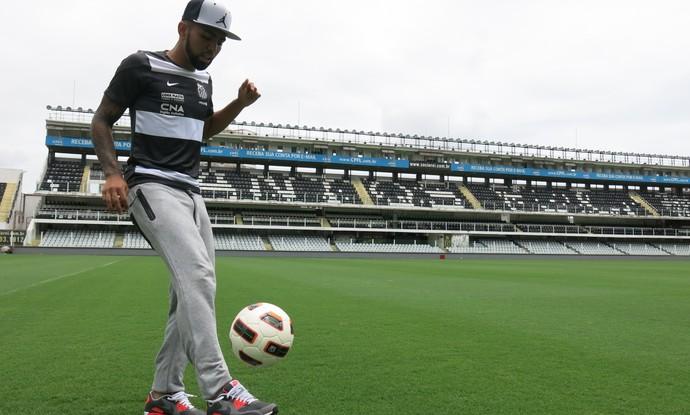 Gabriel Santos (Foto: Bruno Giufrida)