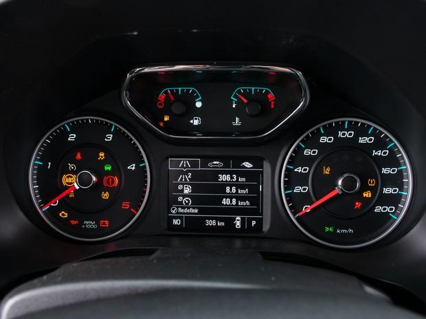 Chevrolet Trailblazer 2017 (Foto: Divulgação)