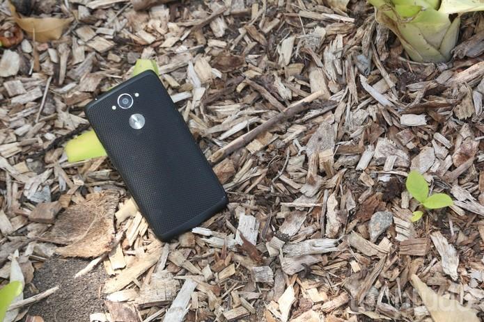 Moto Maxx tem preço caro para celular usado lançado em 2014 (Foto: Lucas Mendes/TechTudo)