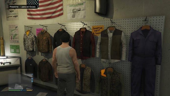 Olha as roupas na parede (Foto: Reprodução/Murilo Molina)