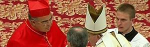 D. Orani é nomeado cardeal pelo  Papa no Vaticano (Reprodução/GloboNews)