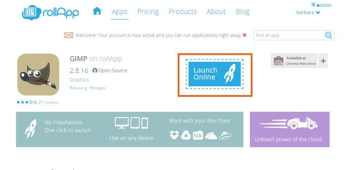 Como usar o GIMP online   Dicas e Tutoriais   TechTudo