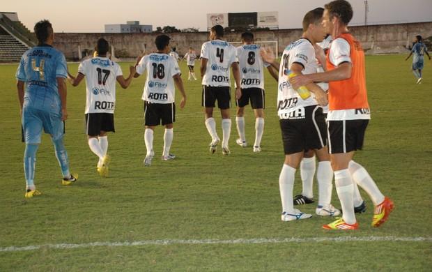 botafogo-pb, csa, série d (Foto: Expedito Madruga / Globoesporte.com/pb)