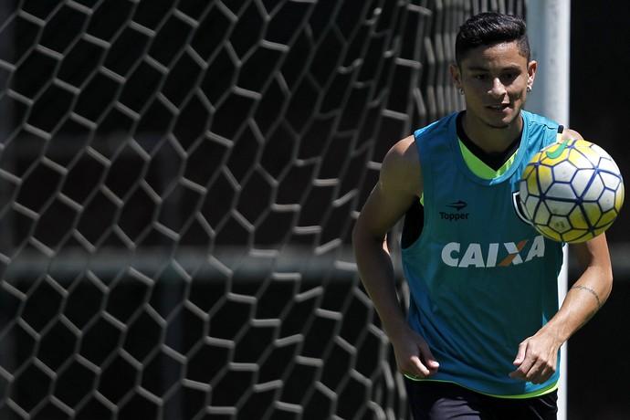 Diogo Barbosa Botafogo (Foto: Vitor Silva / SSpress / Botafogo)