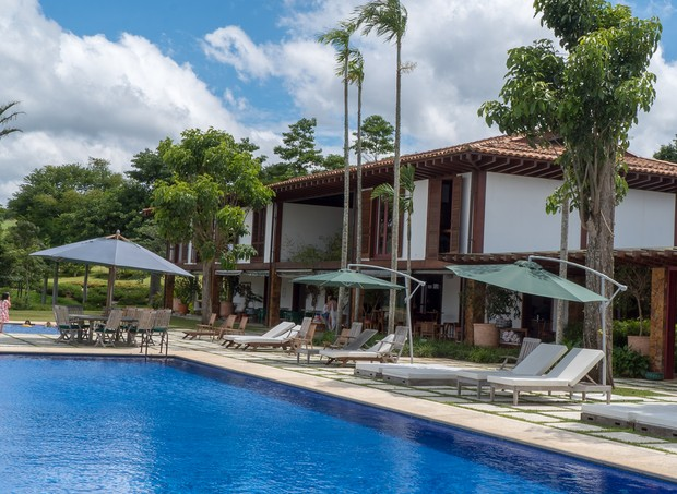 Clara Ibiúna Resort (Foto: Divulgação)