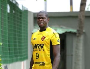 diego ivo sport (Foto: Aldo Carneiro / GloboEsporte.com)