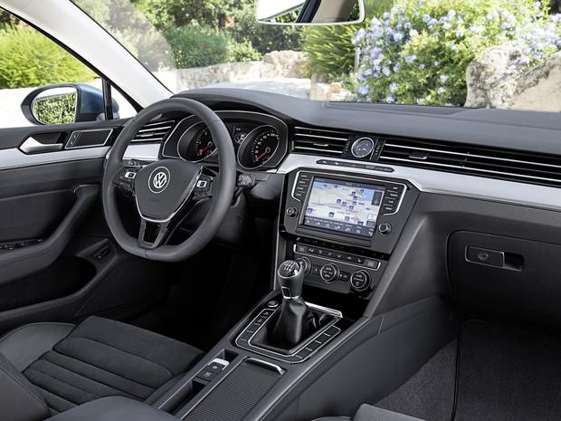 Volkswagen Passat 2016 (Foto: Divulgação)
