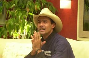 Rodrigo Cowboy, do BBB2 (Foto: TV Globo/Divulgação)