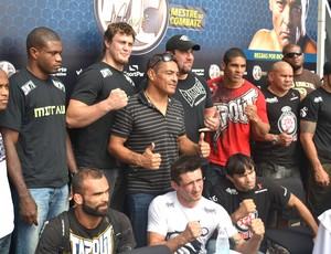 Rickson Gracie, Mestre do Combate (Foto: Marcelo Russio / Globoesporte.com)