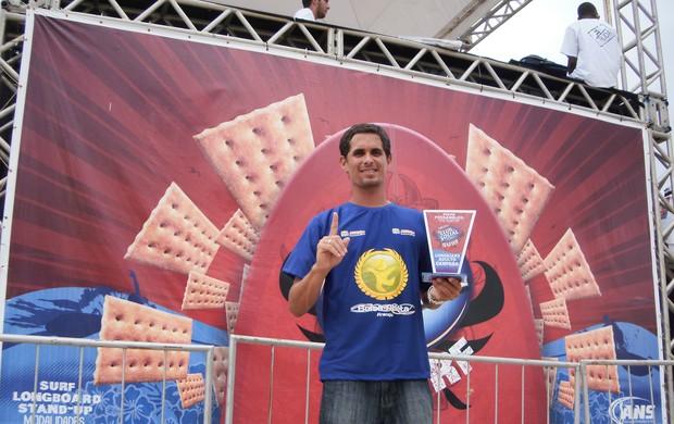 Robson Fraga venceu etapa de Recife (Foto: Divulgação/Semel)