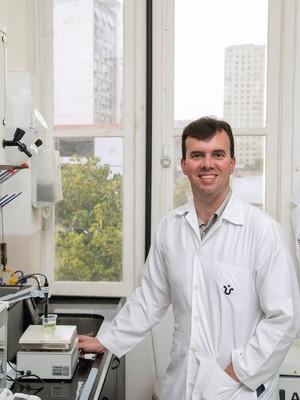 Paulo Sergio Marcellini é Professor do Departamento de Bioquímica da Universidade Federal do Estado do Rio de Janeiro (UNIRIO), Mestre e Doutor em Alimentos e Nutrição (Foto: Divulgação)