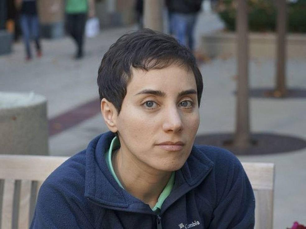 A iraniana Maryam Mirzakhani morreu aos 40 anos (Foto: Reprodução/ Impa)