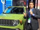 Jeep mostrará novo SUV médio nacional no Salão de São Paulo