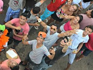 IX Parada do Orgulho LGBT em Rio Branco (Foto: Yuri Marcel/G1)