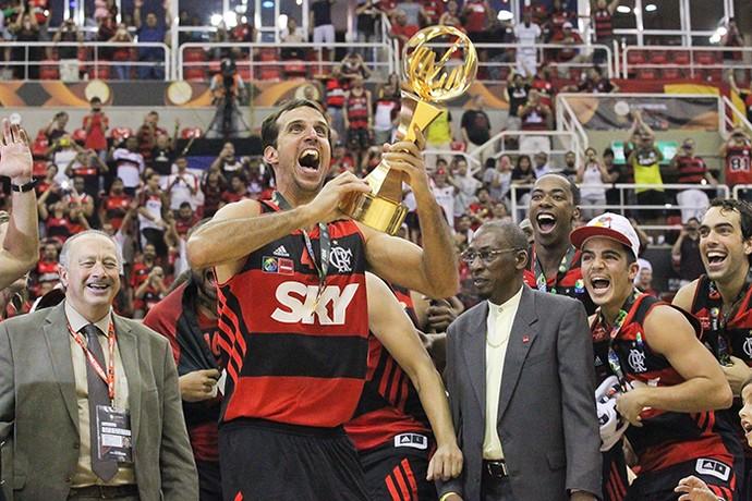 Flamengo campeão do Intercontinental de Clubes (Foto: Gilvan de Souza / Flamengo)