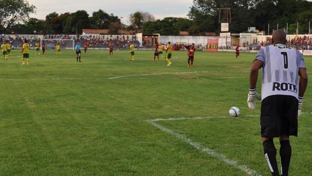 Flamengo-PI e Picos (Foto: Renan Morais)