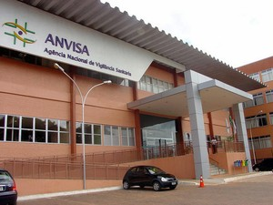 Fachada da Anvisa (Foto: Audiovisual/Anvisa)