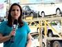 ESTV 1ª Edição destaca o perigo para os motoristas de caminhão cegonha