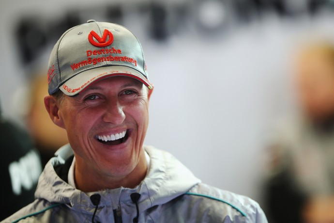 Michael Schumacher, Mercedes, 2012 (Foto: Getty Images)