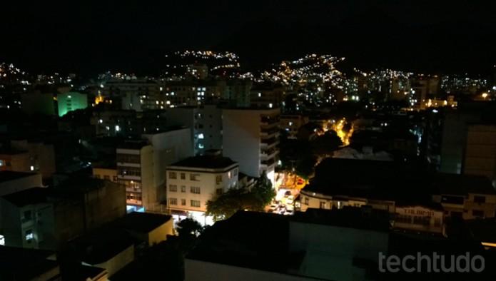 Nokia Lumia 1020 - Foto tirada a noite (Foto: Luciana Maline/TechTudo)