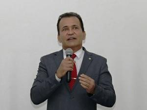 Deputado Federal Marcos Reátegui (Foto: Reprodução/Facebook)