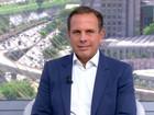 João Doria é entrevistado pelo SPTV