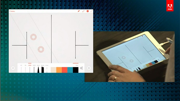 Adobe lançou Criative Cloud 2014 com apps para Windows, Mac OS, iPhones e iPads (Foto: Reprodução/Adobe)