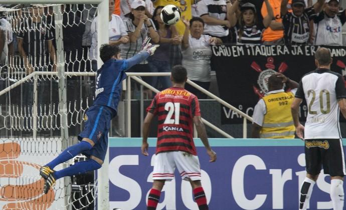 Matheus Vidotto - Corinthians x Oeste (Foto: Daniel Augusto Jr. / Agência Corinthians)