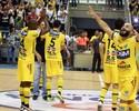 Jaraguá faz 4 a 0 no Joinville e volta à semifinal da Liga após quatro anos