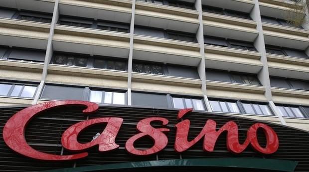 Supermercado da Casino em Paris  (Foto: Reuters)