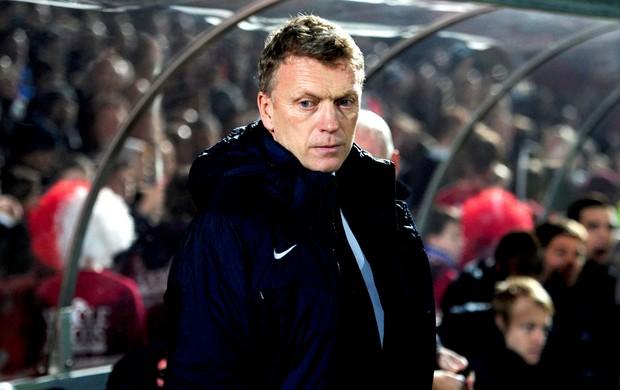 David Moyes, técnico do Everton (Foto: Getty Images)