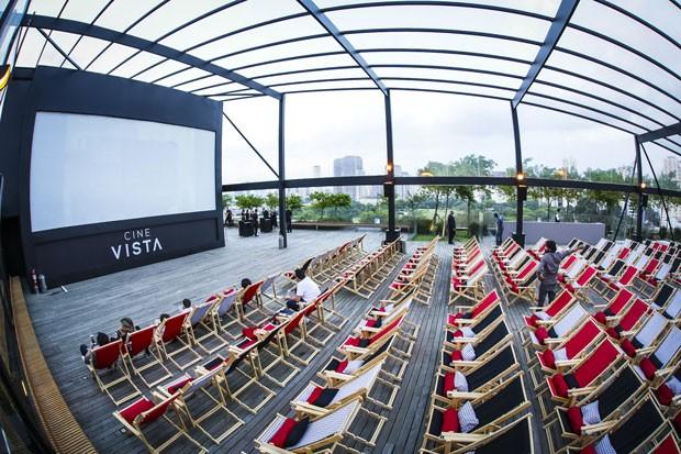 Cine Vista, no Shopping JK Iguatemi (Foto: Divulgação)