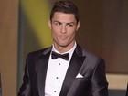 Confira o estilo de Cristiano Ronaldo, dono da Bola de Ouro