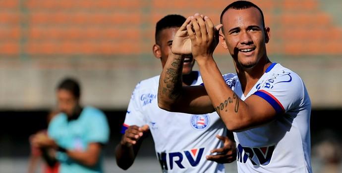 Ba-Vi do final do Baiano Sub-20 (Foto: Felipe Oliveira / Divulgação / E.C. Bahia)