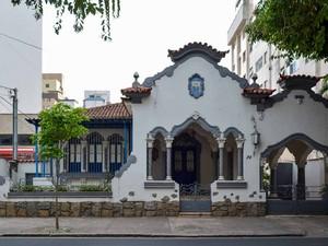 G1 projeto 39 casas de bh 39 conta hist ria da cidade por for Fachadas de casas modernas em belo horizonte