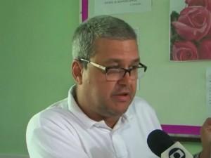 Prefeito de São Gonçalo dos Campos (Foto: Reprodução/TV Subaé)
