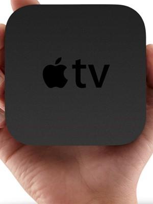 A segunda geração da Apple TV, que teve sua comercialização autorizada no Brasil (Foto: Divulgação)