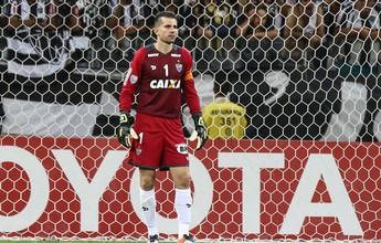 Cássio, Victor e Martin Silva disputam a defesa mais bela da super quarta