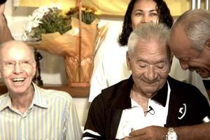 Filme Ídolo, sobre Nilton Santos (Foto: Reprodução / Botafogo)