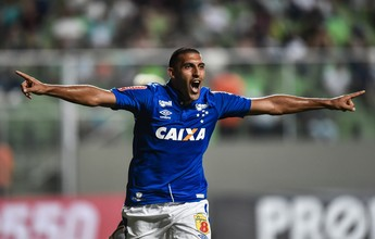 Ramón Ábila espera voltar a balançar as redes no jogo contra o Flamengo