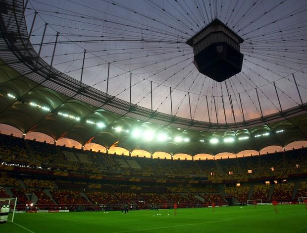 Estádio Nacional de Bucareste final da Liga Europa (Foto: Getty Images)