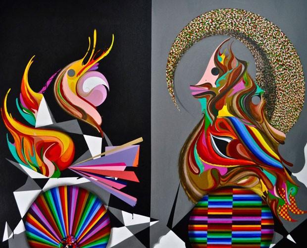 Conheça a arte de Gen Duarte (Foto: Gen Duarte )