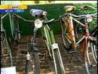 Colecionador tem 152 bicicletas de modelos diferentes e históricos no RS