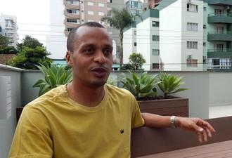 Anderson Paixão Chapecoense (Foto: Laion Espíndula)